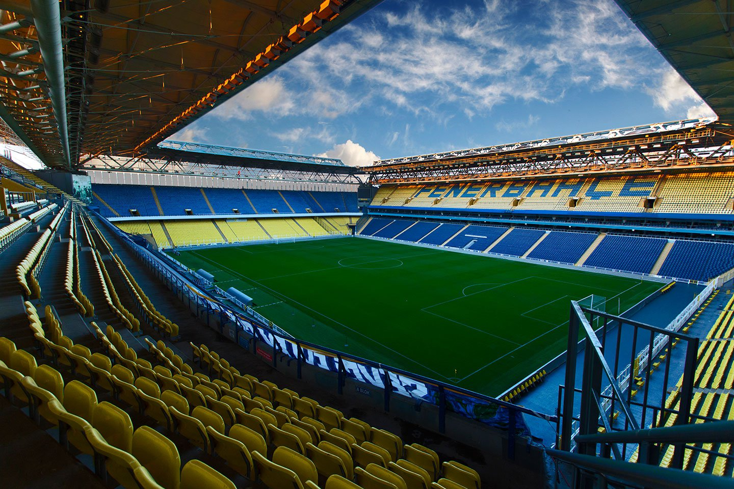Fenerbahçe Stadium and Museum (Guided Tour)