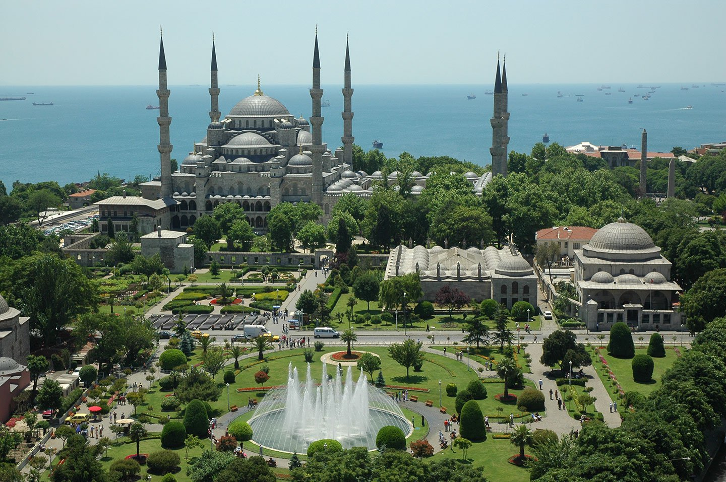 Blue Mosque (Guided Tour)