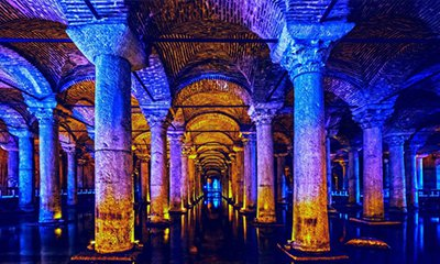 Basilica Cistern (Guided Tour)