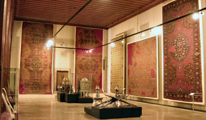Turkish and Islamic Arts Museum (Guided Tour)
