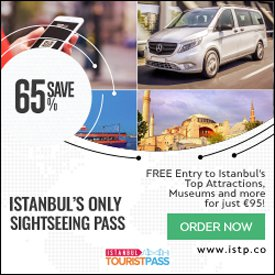 Get your Istanbul Tourist Pass now!